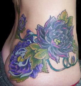 Les tatouages des yakuzas. Asiatic_100